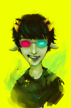Sollux by iWillBite