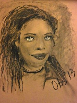 This Looks Nothing Like Gina Torres by Obsequiosity