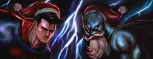 World's Finest Christmas by JoshuaFDTS