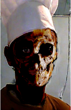 Contest Entry- Disfigured Chef by Rod-Noga12