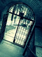 You let the vampires in . . . by RosesAreR3d