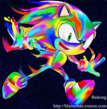 Sonic Colors by Baitong9194