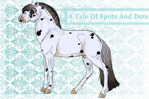 #28 A Tale Of Spots And Dots by Illudyr