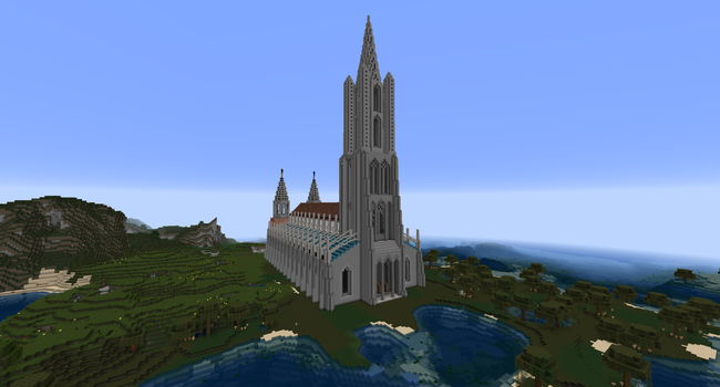 Tower Of Babel Minecraft