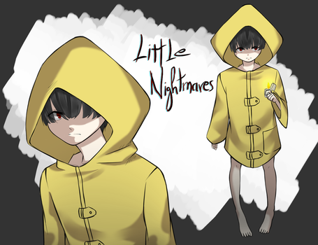Little Nightmares by Lha-san