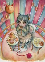 Tea time by sat-s