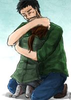 The Last of Us by Reikiwie