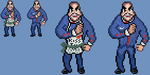 A Hat In Time: Mafia Cook Sprite by Yukimazan