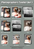 Photographers Toolkit 1 by WallStorm