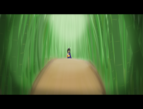 The Path by BeholdTheGears