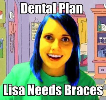 Overly Attached Marge by BoscoBurns