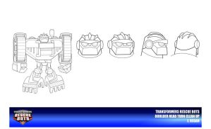 Rescue bots chase clean up by thegreatjery on deviantart for Rescue bots heatwave coloring page