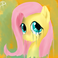 Fluttershy My Care Taker by Derpington-M-Hooves