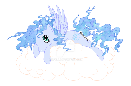 OCPony: Tempest Winds by Evolf