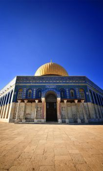 Dome of the rock by FaresH