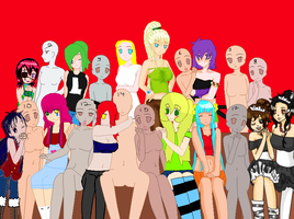 Giant One Piece Collab by bigred767