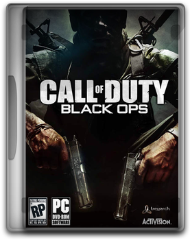CoD: Black Ops - Case Cover by Privileg13