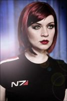 Commander Shepard by love-squad