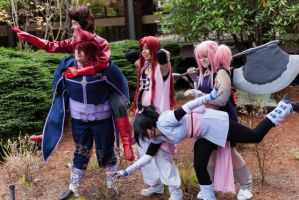 Tales of Symphonia- The Search for Collette by VandorWolf