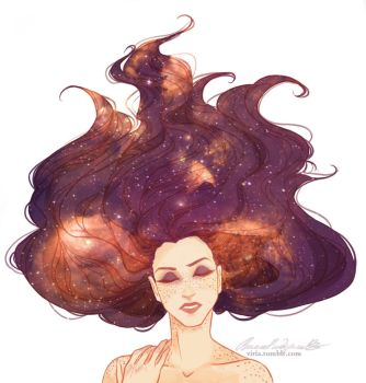 The Universe by viria13