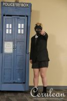 Doctor Who Photoshoot: The Empty Child by StrangeStuffStudios
