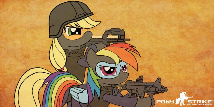 Pony Strike: Global Offense by FilipinoNinja95