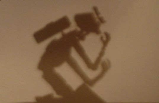 Johnny 5 shadow by Jayluke2006