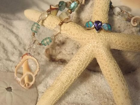 Beachy Bling by WildSoulSpirit