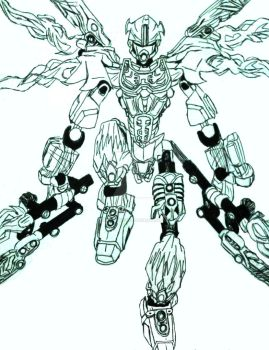 my bionicle hero factory and other lego fanart by inkartwriter on ... - Hero Factory Coloring Pages Furno