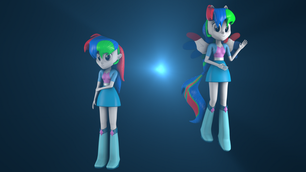 [SFM] EqG Mythic Speed by MythicSpeed