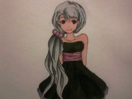 First copic drawing by BerriSugar