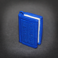 DW - River Song's journal pendant by SuperSiriusXIII