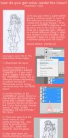 Tutorial: Basic Basic Lineart by sunni-sideup