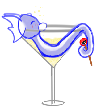 Dratini Martini by Airy-Eri