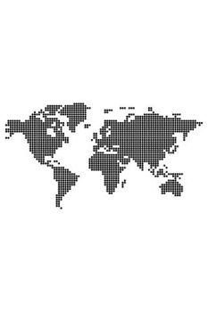 Global Map Vector by 5MILLI