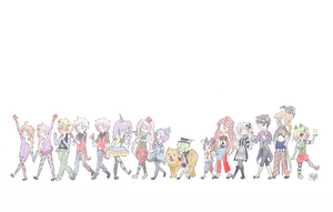 Circus Crew by N-Yui