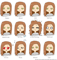 many faces of Georg by Seelenverwandten
