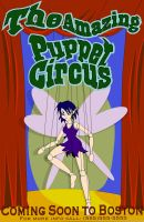 Circus poster by catzy02