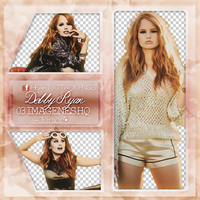+PNG-Debby Ryan. by Heart-Attack-Png
