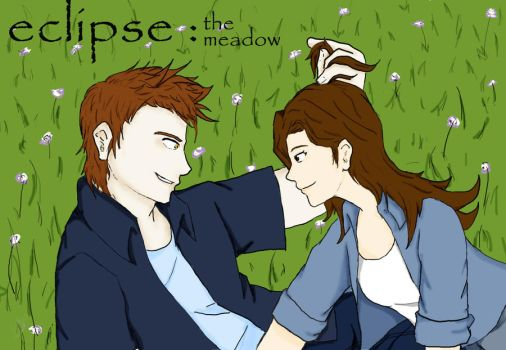 Eclipse - The Meadow by Kei-Angelus