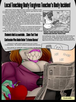 Substitute Teaser Epilogue 1 by MilkyBody