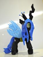 MLP  Friendship is Magic Queen Chrysalis plush by valio99999