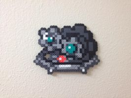 Klinklang - Fuse Beads (Party Sprite)