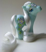 OOAK MLP Morning Frost by eponyart