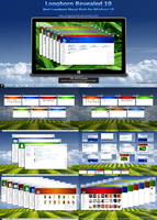 :: Longhorn Revealed 10 :: for Win10 by sagorpirbd