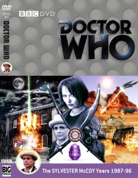 Doctor Who Crime of the Century DVD Preview by DisneyDoctorWhoSly23