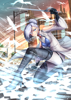 Winter Schnee x Prints by ADSouto