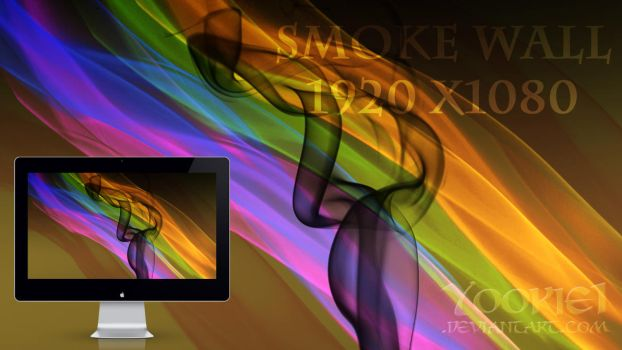 Smoke Wall by Yookie1