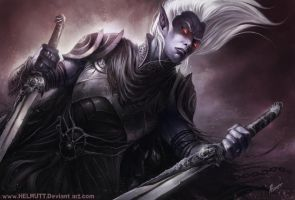 Drow by HELMUTTT
