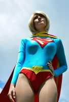 Supergirl by BrittanyRo5e